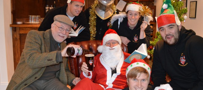 Merry Christmas from Brentwood Brewery